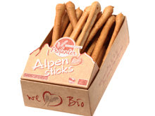 Alpensticks, sticks alle spezie