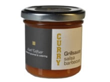 Grillsauce Curry